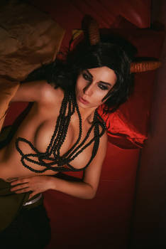 Succubus from The Witcher 2