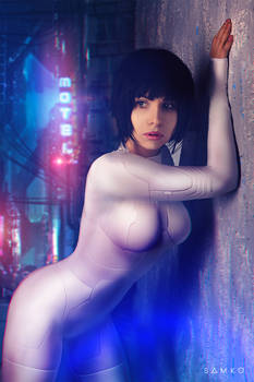Ghost in the Shell  Cosplay