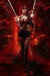 Philippa Eilhart in Cyberpunk 2077 cosplay