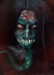 Water hag Mua by elenasamko