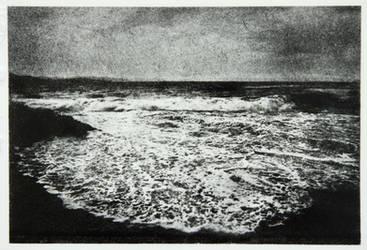 Oilprint - Saint-Tropez 2 by Viszoczky