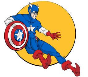 captain americaaaaa