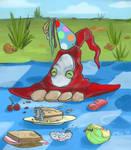 Gluttony's birthday