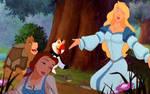 Belle's Adventures in the Swan Princess 2 Part 6