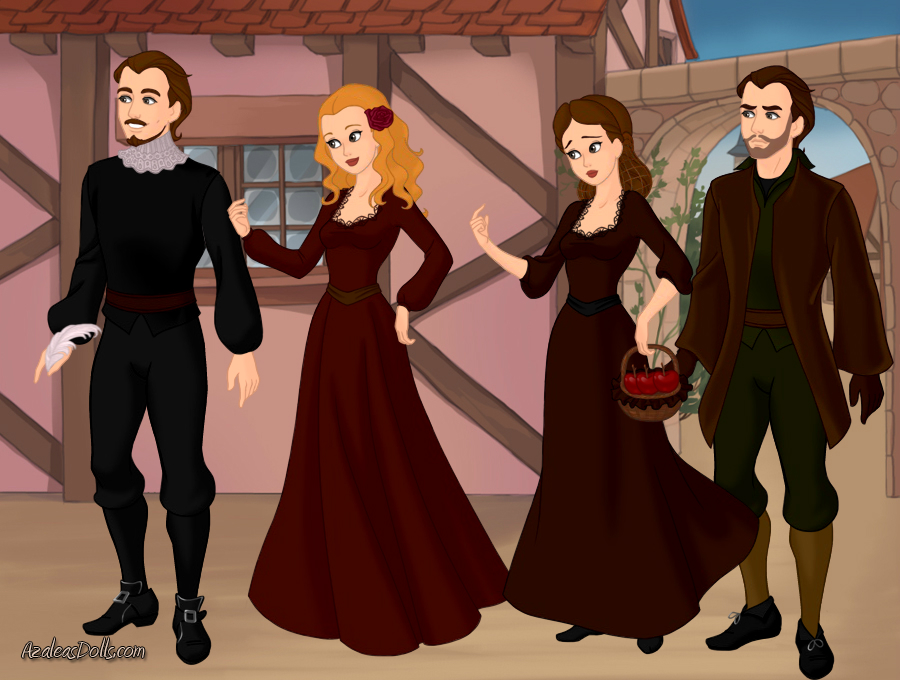 Let Them Flow/Shakespeare Parody by MedieavalBeabe
