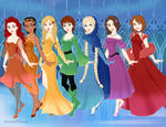 Seven Disney Virtues