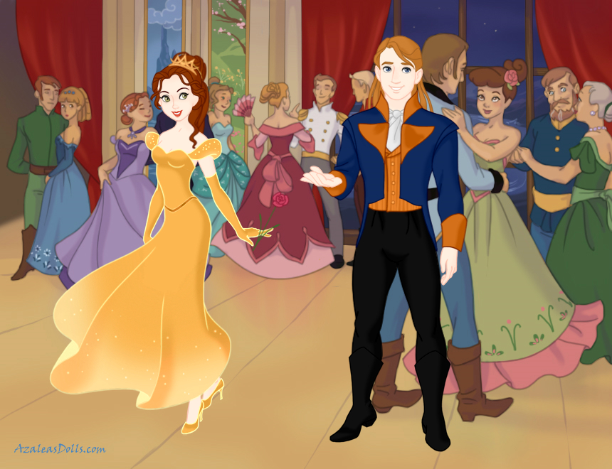 Tale As Old As Time/Belle's Frozen Parody by MedieavalBeabe