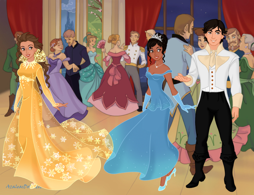 Rogers and Hammerstein's Cinderella by MedieavalBeabe