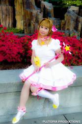 Sakura Kinomoto by Mystified-Dreamer