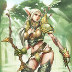 Card image - High Elf Ver. 1.0