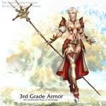 Elven Magician Armor 3rd Grade
