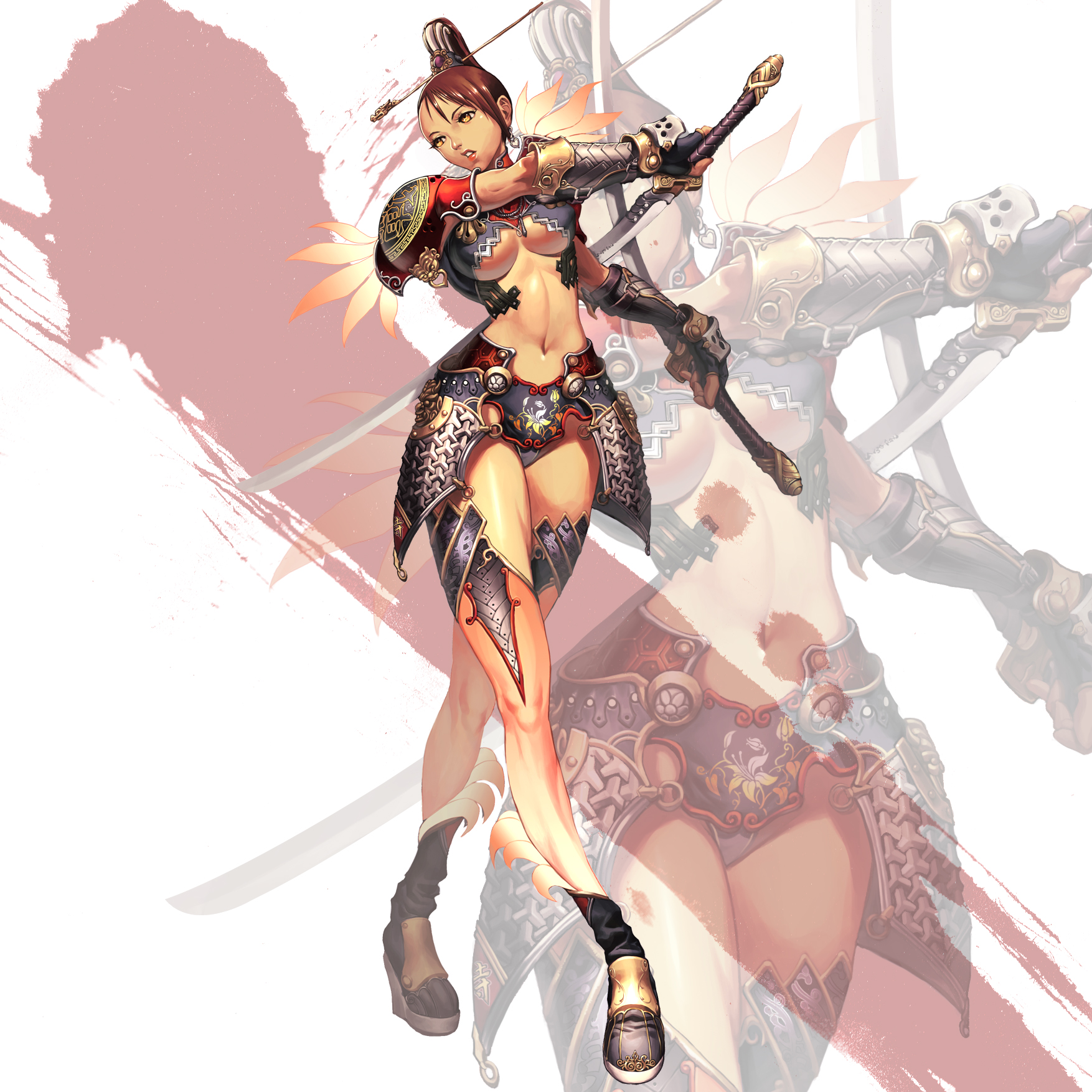 blade and soul style - 002