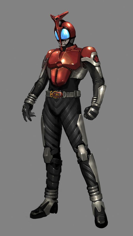 Rough - Kamen Rider Kabuto by reaper78 on DeviantArt