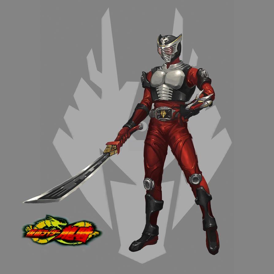 Kamen Rider Ryuki by reaper78