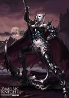 The Female Vampiric Knight 2.0 by reaper78