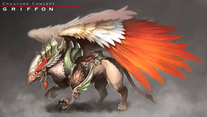 Creature : Griffon