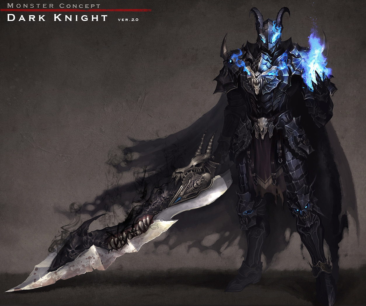 Dark Knight Ver 2.0 by reaper78
