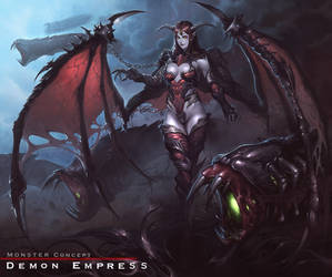 Monster : Demon Empress