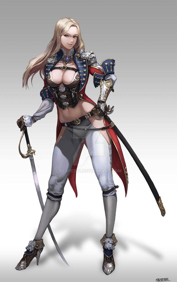 Dragoon by reaper78