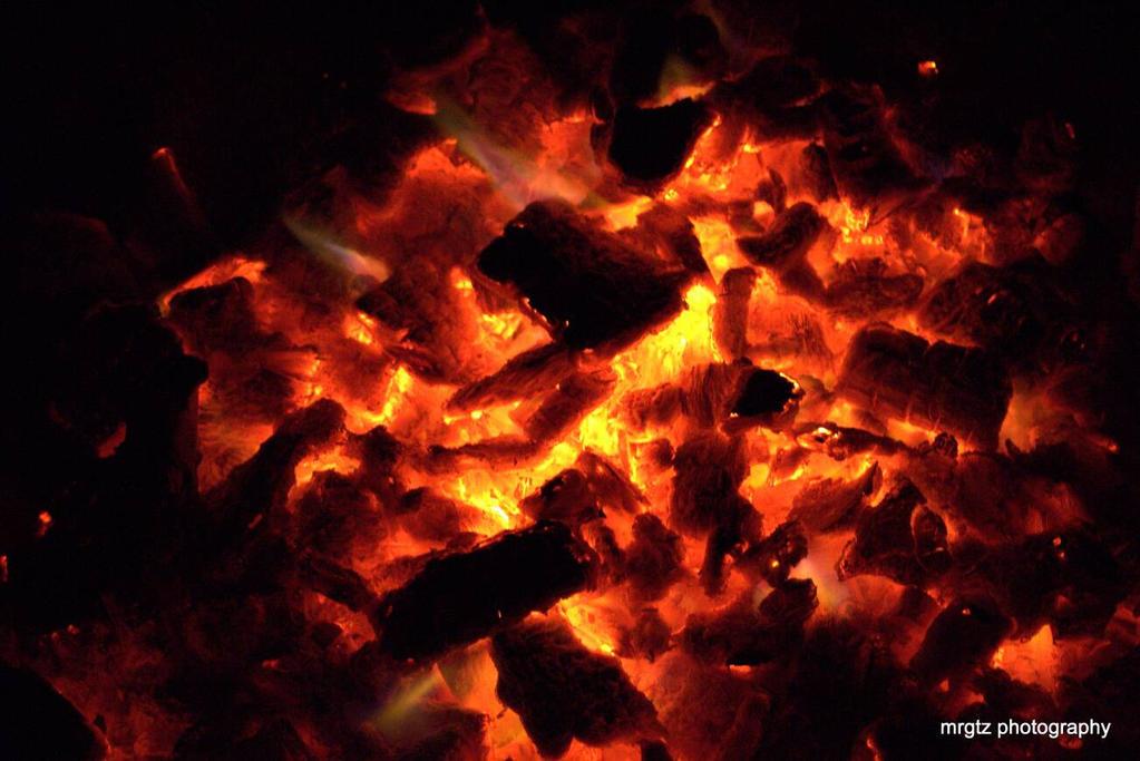 hot coals by MrGutierrez