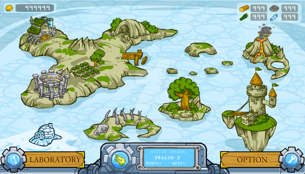 Wip dragon game ui world map by flashgameartist4hire on deviantart wip dragon game ui world map by flashgameartist4hire gumiabroncs Gallery