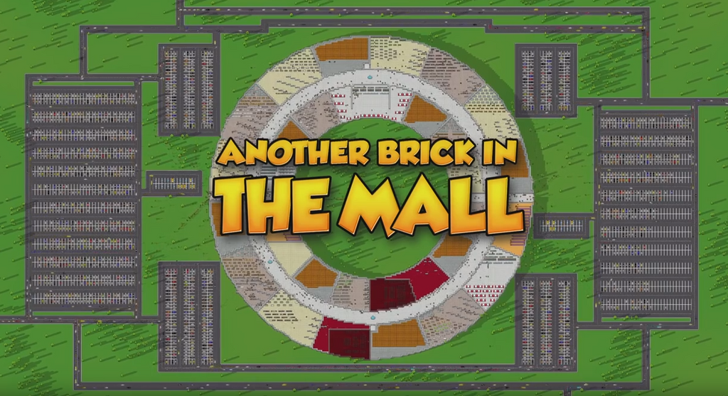 Another Brick in the Mall by FlashGameArtist4Hire