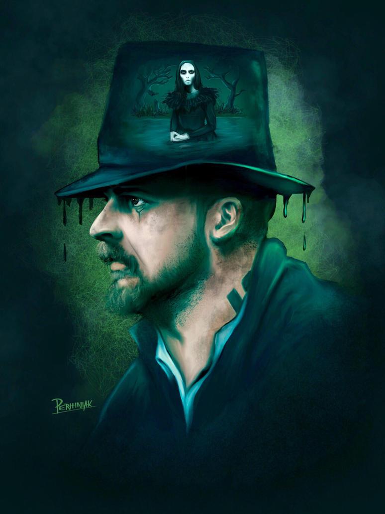 Taboo TV series fan art by perhiniak