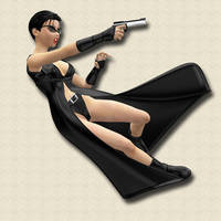 Shooting Spy by xalthorn