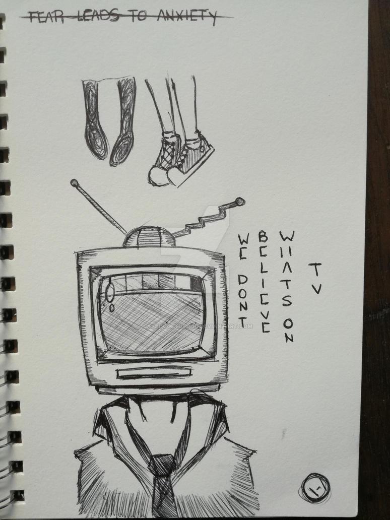 Doodle Page 47 by JakeDogeTheDog