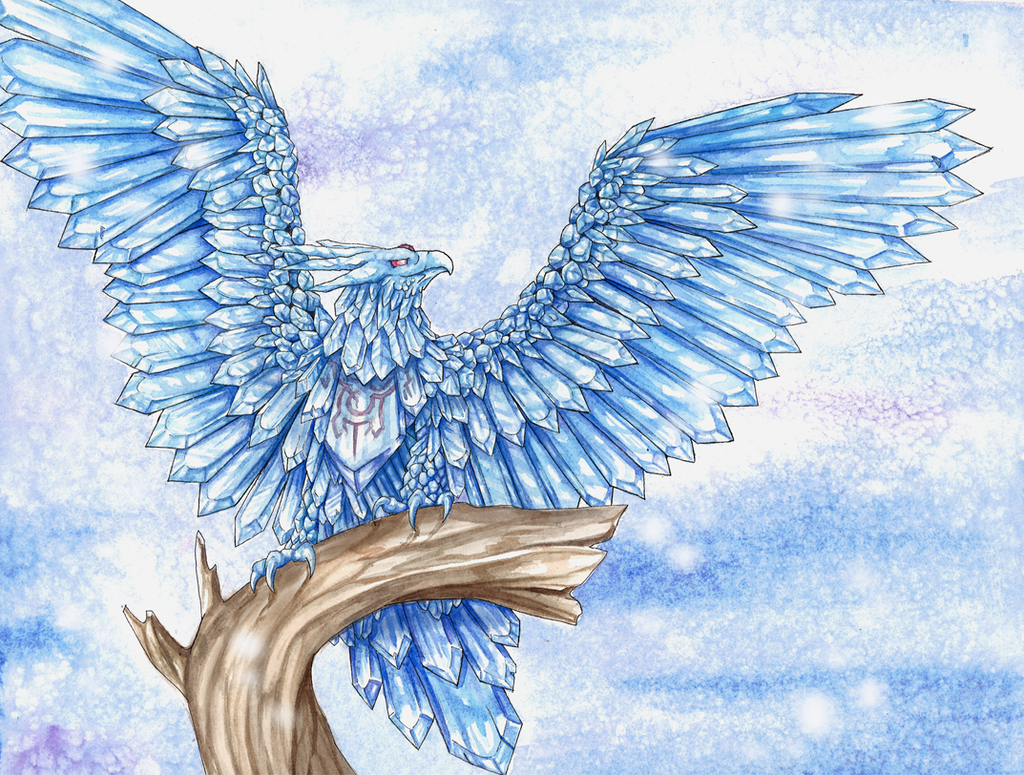 The Cryophoenix by Dragonap