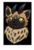 Teeny Myrrh Face by Dragonap