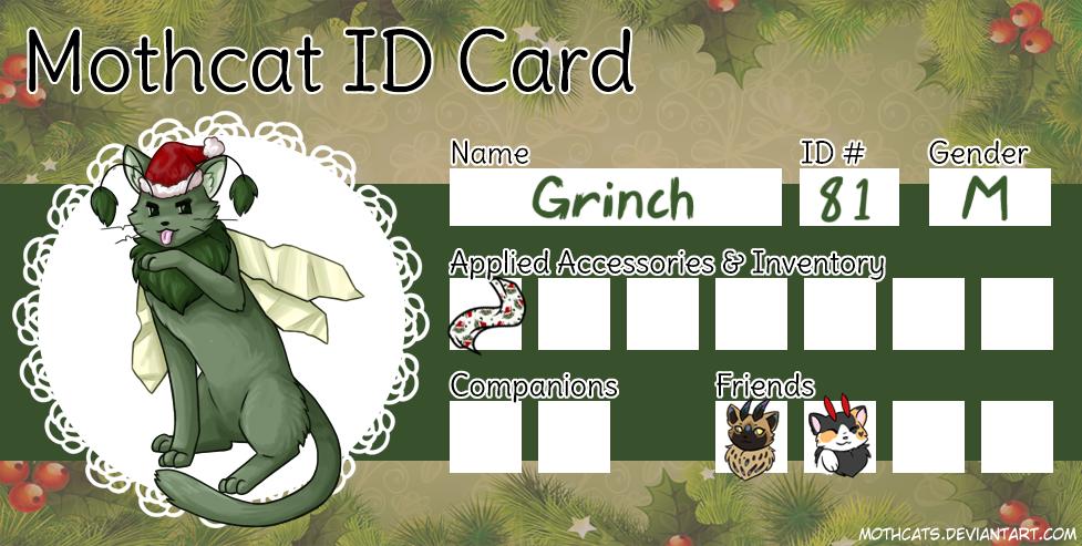 Grinch Mothcat ID by Arquerite