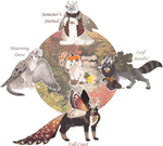 [Guest Auction + Raffle - Closed] Shades of Fall