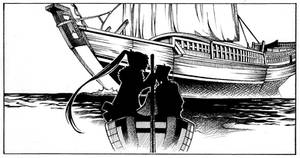 Himawari - ink previews by Chiisa