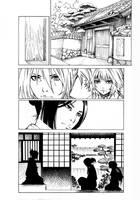 Himawari - ink preview by Chiisa
