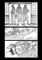 Himawari - pencil pages 2 by Chiisa