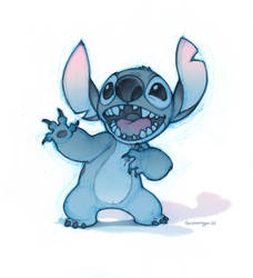 Sketchy Stitchy! by Chiisa