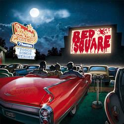 RED SQUARE Album Cover