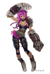 Vi from League of Legends