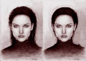 Natalie Portman by Chiisa