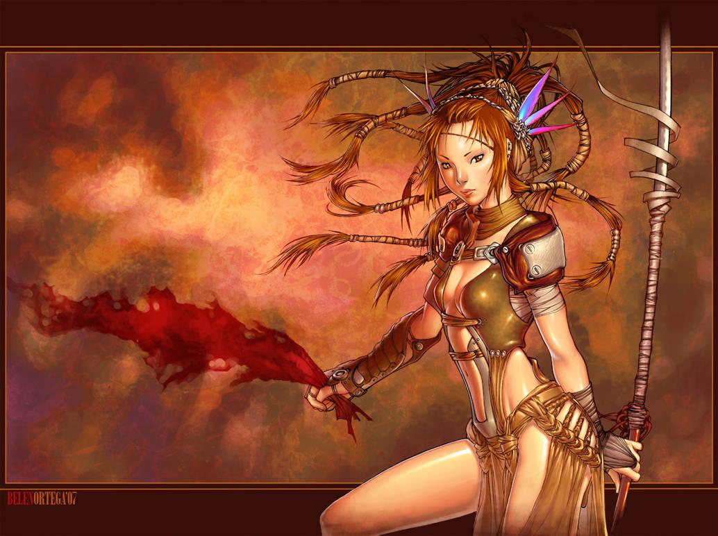 Anima warrior