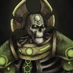 Silent king | Warhammer 40k