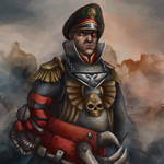 Lord commissar Yarrick