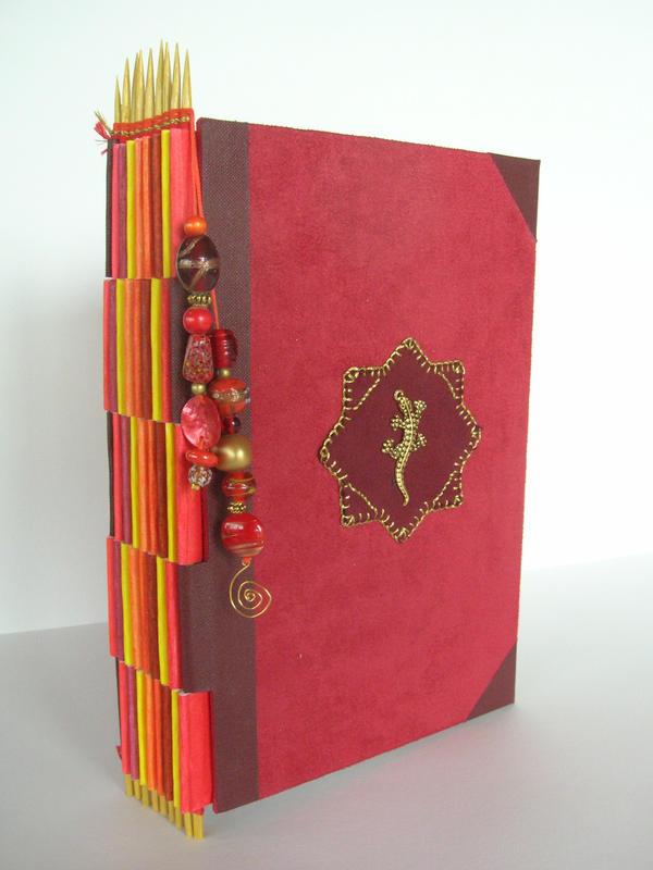 Salamander's Book of ... by wee-beastie