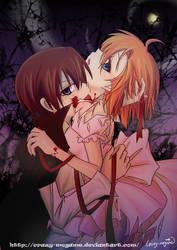 Higurashi-Vampire night by Crazy-megame