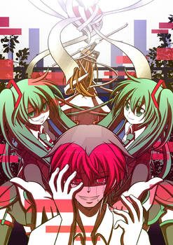 Vocaloid song: Streaming Heart