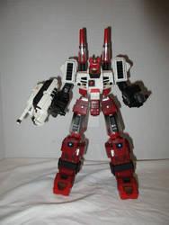 Transformers Customs 003 - Six Sigma