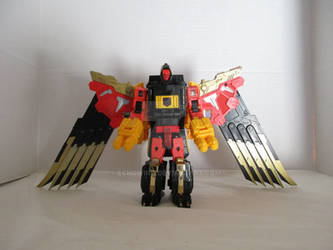 Transformers Customs 021A - Divebomb by EchoWing