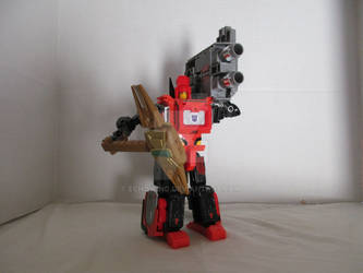 Transformers Customs 022A - Tantrum by EchoWing