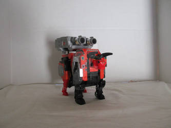 Transformers Customs 022B - Tantrum by EchoWing